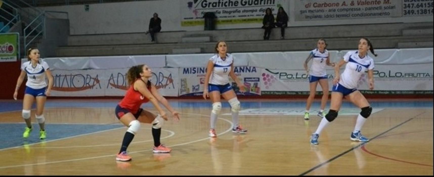 Sportilia ci mette il cuore, ma al Paladomen è 0-3!