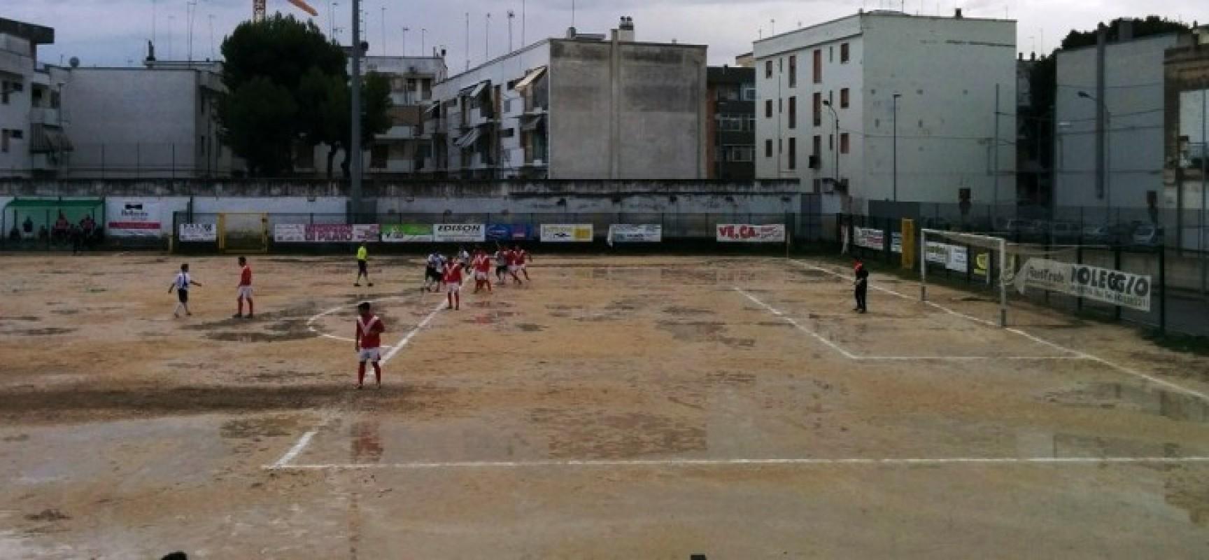 Coppa Puglia: Unione Calcio-Nuova Molfetta 1-0, decide Pasculli