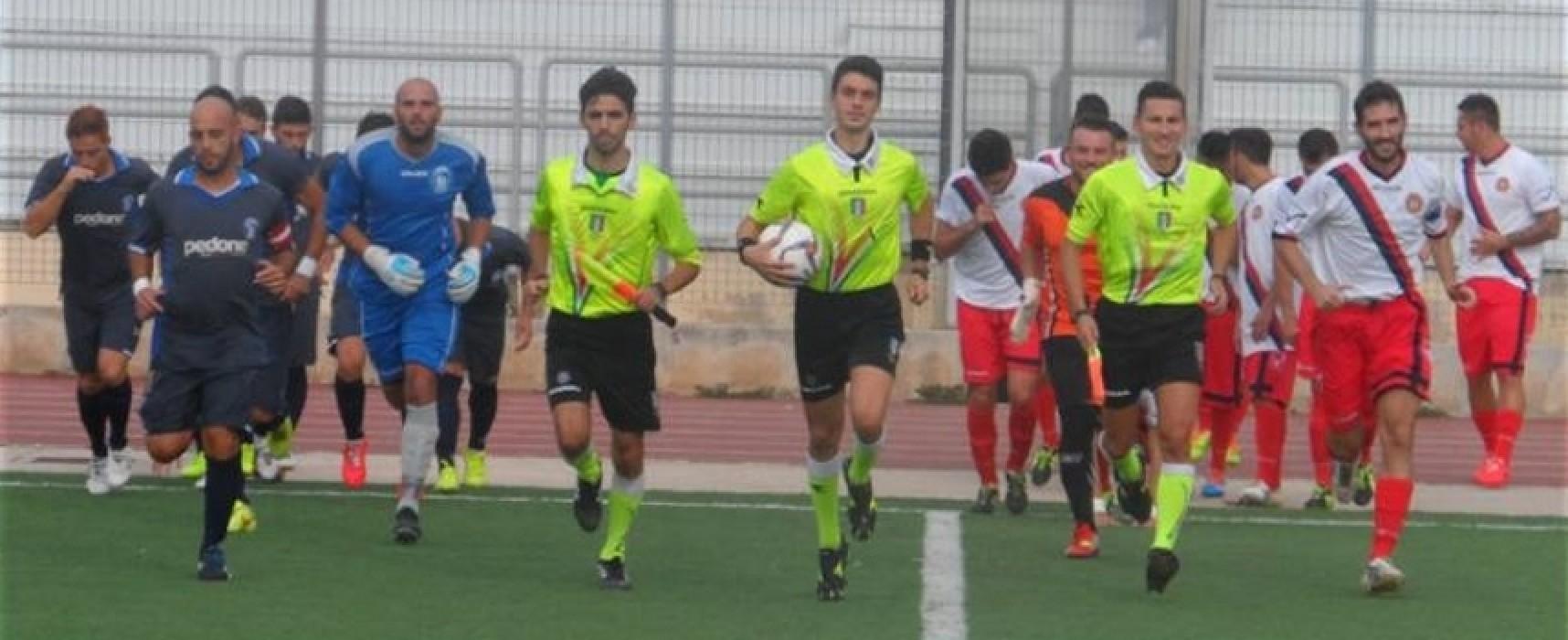 A Canosa prima sconfitta stagionale per l'Unione Calcio