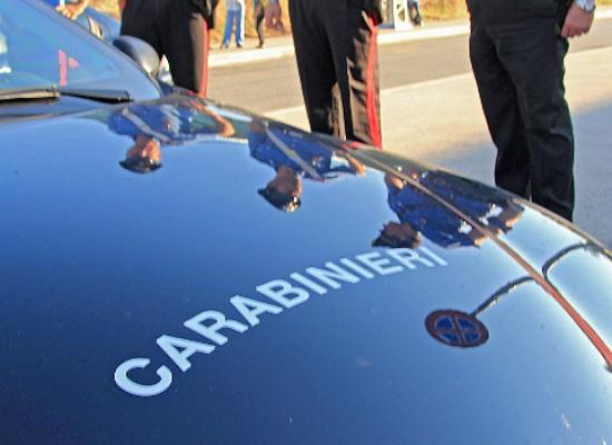 Ventunenne arrestato martedì dai Carabinieri: due scippi in pochi giorni con le stesse modalità