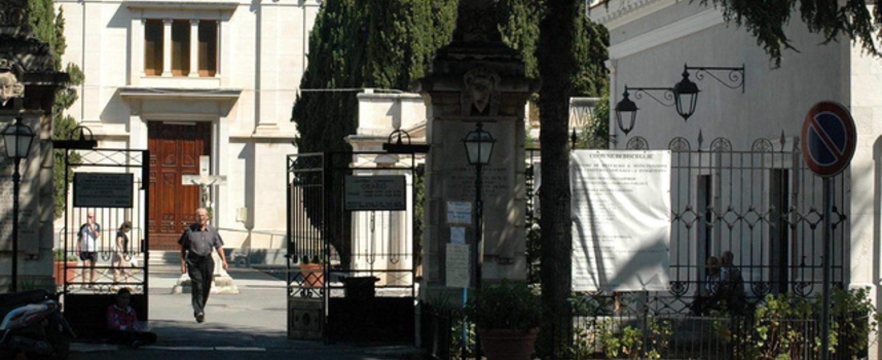 Cimitero, il Comune avvia le procedure per liberare i loculi con concessione scaduta