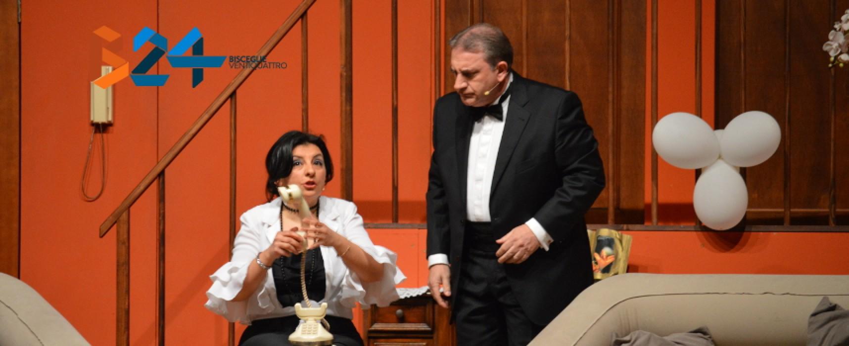 """""""Teatro per Diletto"""", la rassegna 2016/2017 della Compagnia dei Teatranti / PROGRAMMA"""