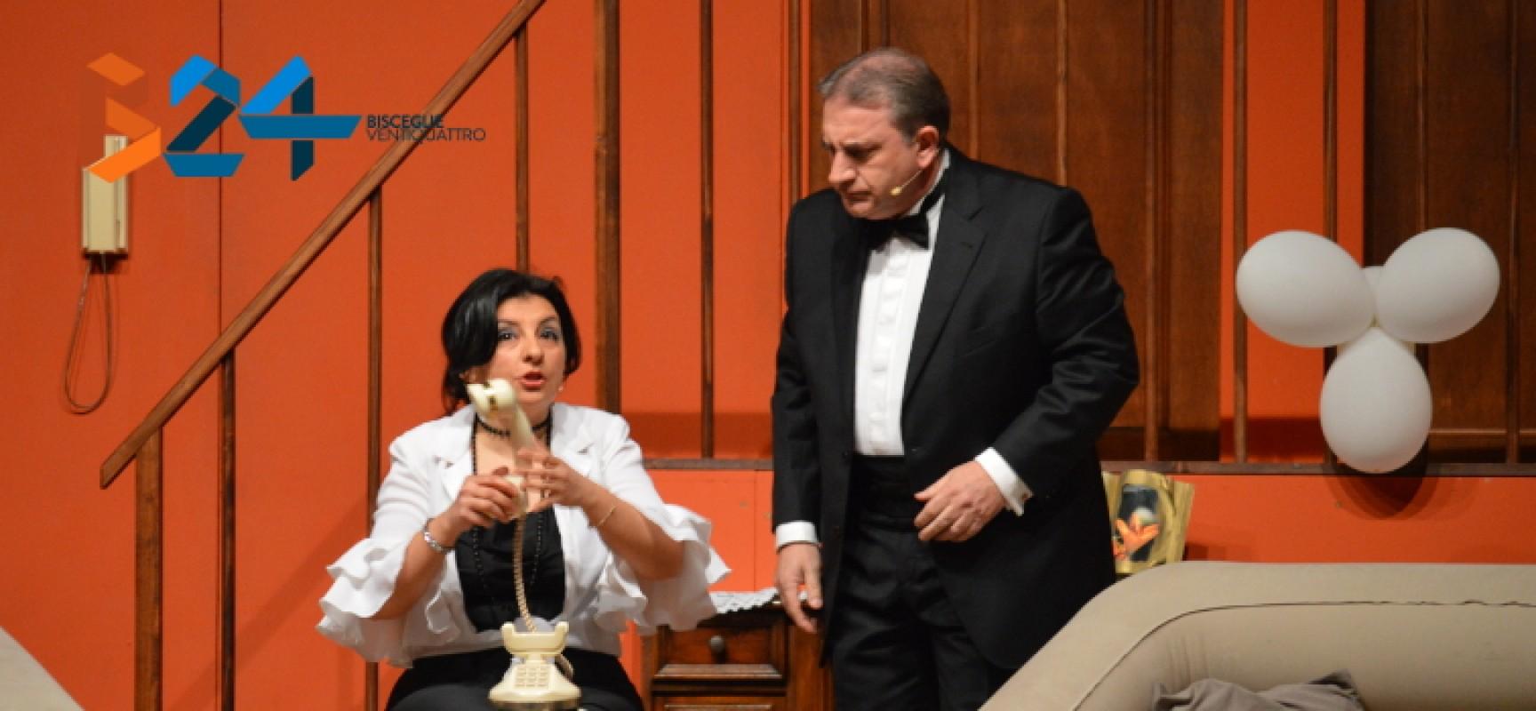 """Al Teatro Mediterraneo di scena la Compagnia dei Teatranti con """"Gran Varietà"""""""