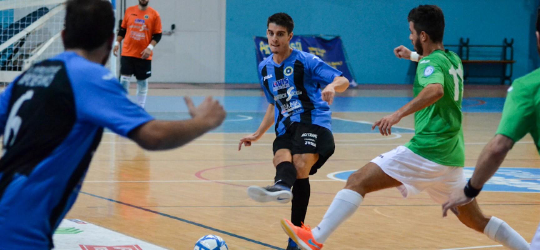 FINALE: Futsal Bisceglie – Augusta 2-2