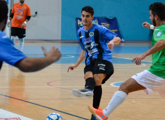 Futsal Bisceglie-Virtus Rutigliano/VIDEO HIGHTLIGHTS