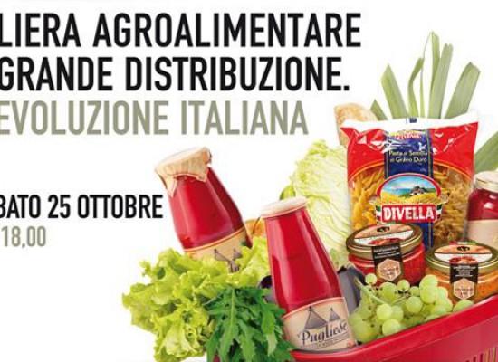 Confronto tra Boccia, Cobolli Gigli, Divella e Pomarico su agroalimentare e gdo: LIVE STREAMING dalle 18