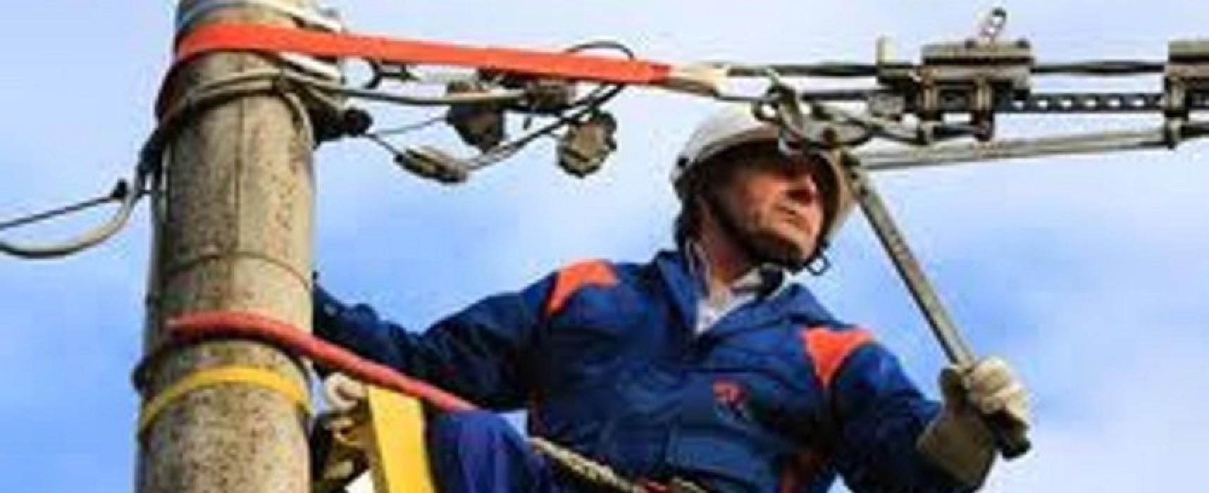 Interruzione di energia elettrica nelle principali vie del centro urbano / DETTAGLI