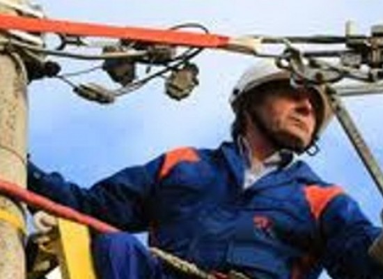 Interruzione energia elettrica per alcune vie della città