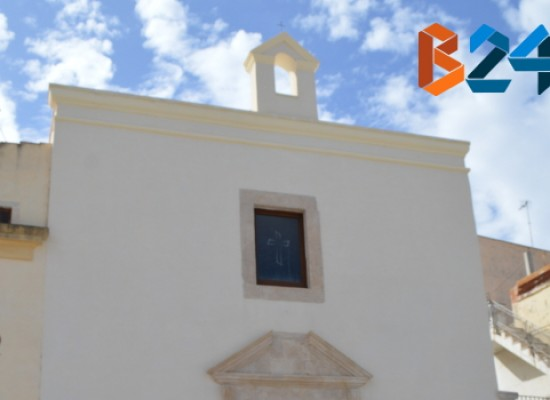 Riapre la chiesa seicentesca del Santissimo Salvatore dopo i lavori di restauro