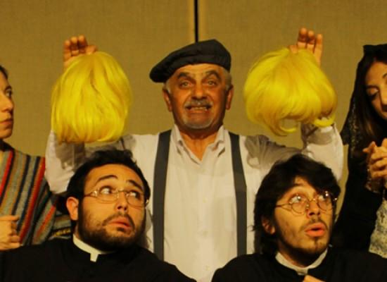 """Rassegna teatrale """"Scena 84"""", domenica 26 ottobre """"Tre preti per una besciamella"""""""