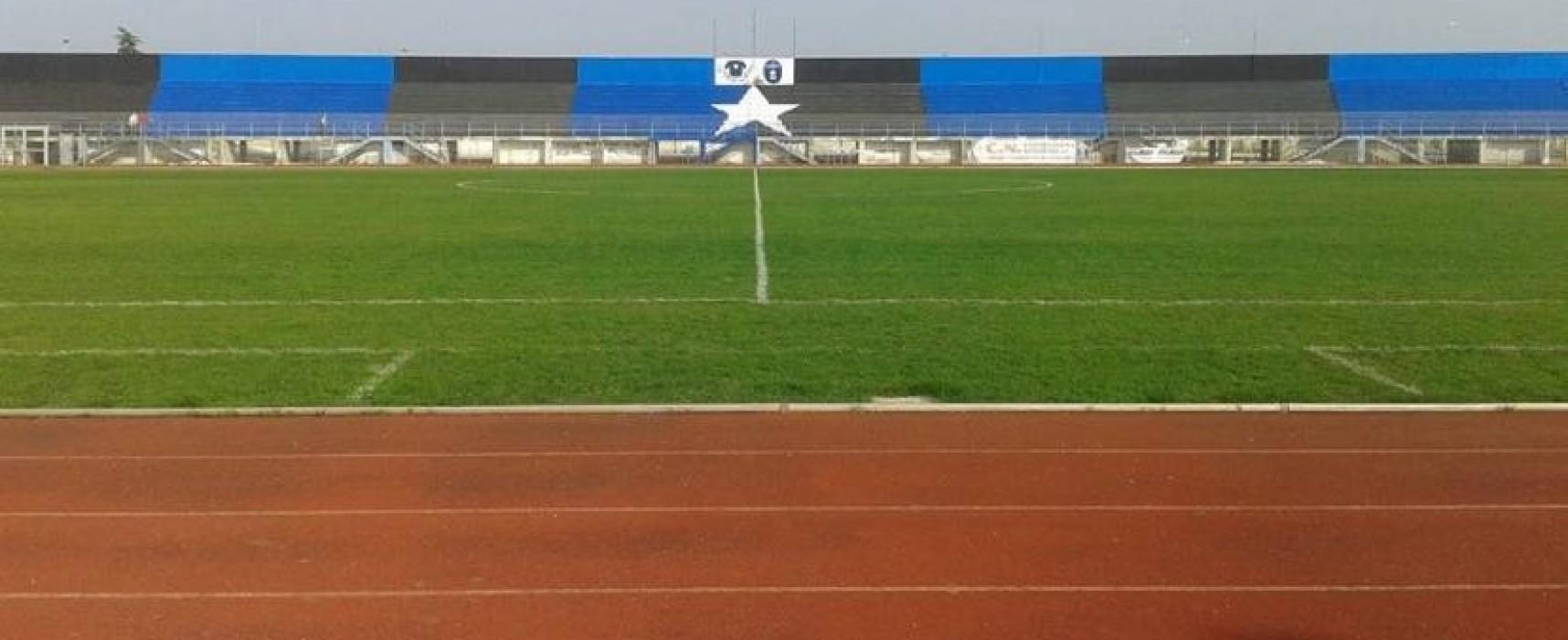 Rinnovo della concessione del Ventura al Bisceglie Calcio, 90.000 euro alla società
