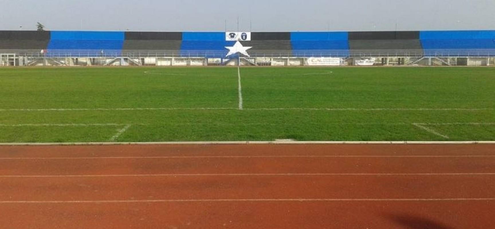 """Stadio """"Gustavo Ventura"""": approvato il progetto preliminare per adeguamento igenico sanitario/FOTO-DETTAGLI"""