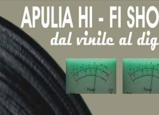 Apulia Hi-Fi Show 2014: la mostra di hi-fi, dischi in vinile e CD fa tappa al Nicotel di Bisceglie