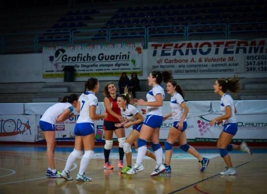 Finalmente Sportilia: 3-0 al Corato