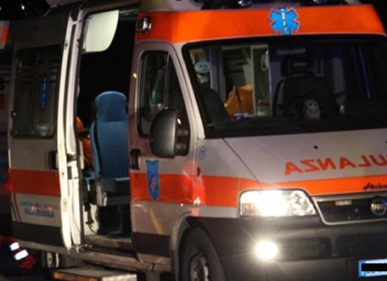 Violento incidente sulla 16bis, suv travolge un trattore guidato da un biscegliese