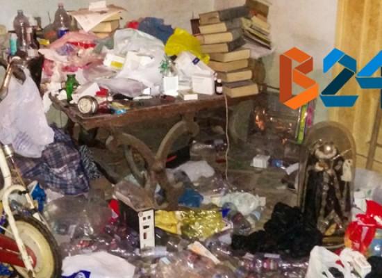 Antonio Lopopolo viveva da sepolto in casa, le scioccanti FOTO dell'appartamento