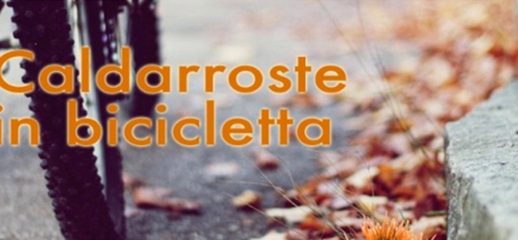 """""""Caldarroste in bicicletta"""", ciclotour con degustazione domenica 30 a cura di Biciliae e FIAB"""