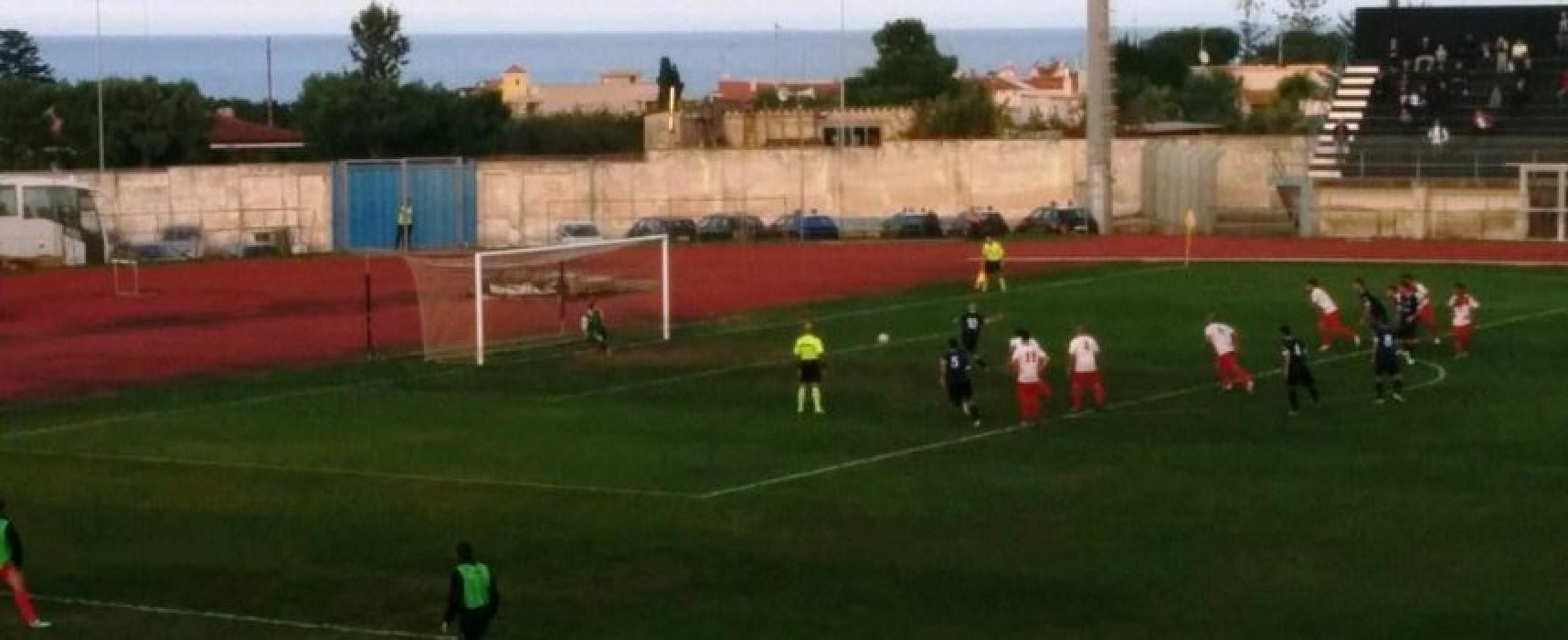 Bisceglie vittoria di rigore, 1-0 al Francavilla