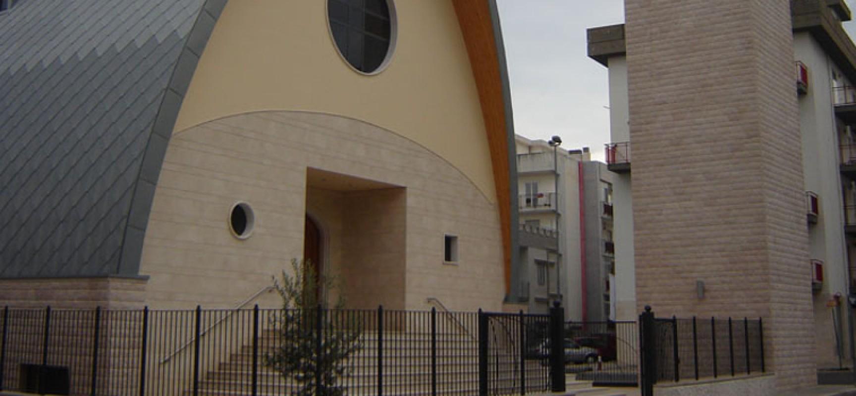 Parrocchia di santa Caterina, celebrazione di insediamento di don Pasquale Bovio