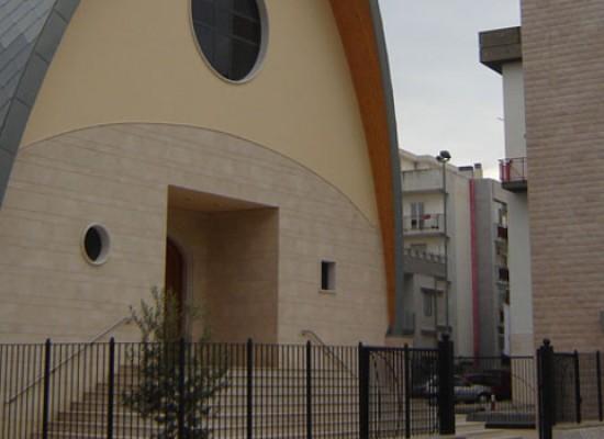 Chiesa di S. Caterina, vie adiacenti chiuse al traffico ogni domenica mattina fino a giugno 2016