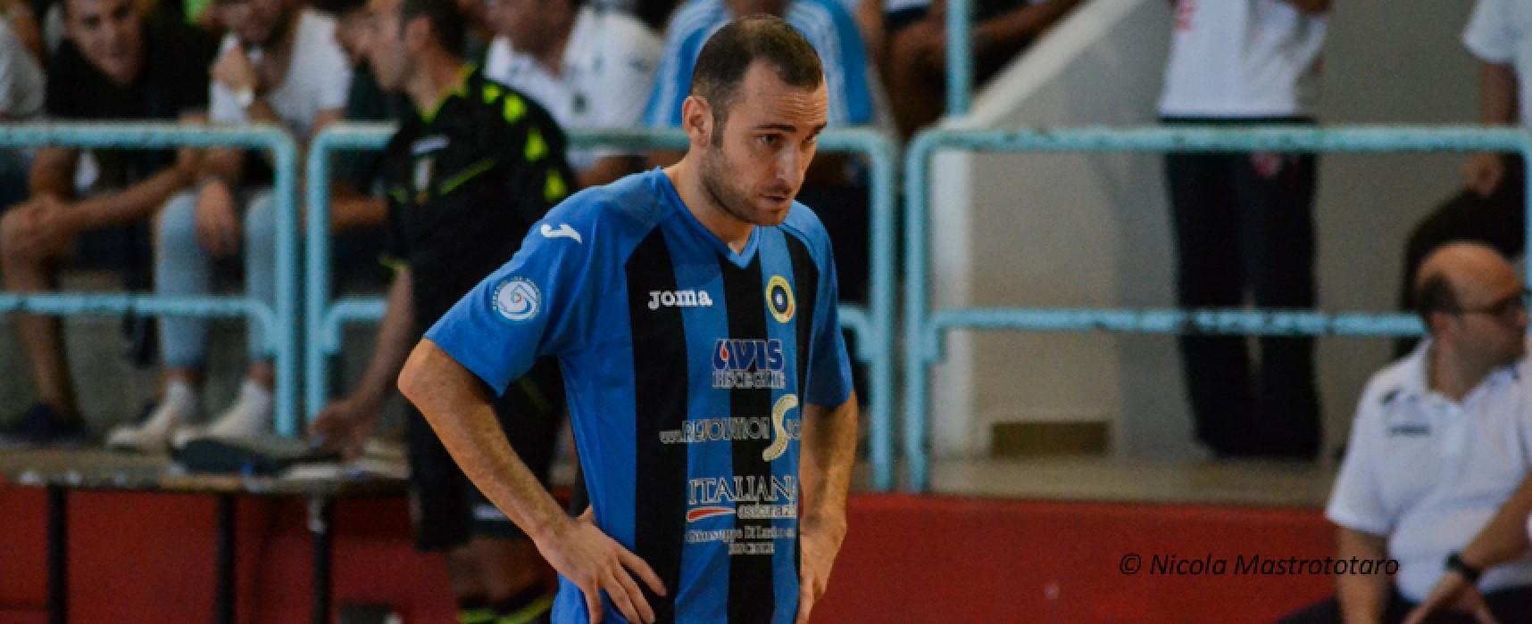 Futsal Bisceglie, primato mantenuto dopo il 4-1 all'Isernia