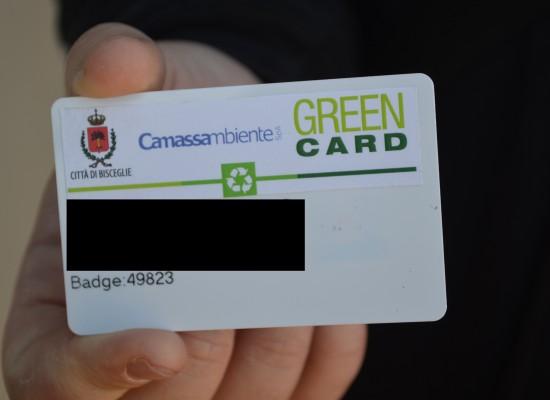 Inaugurata la Green Card, il sistema di premialità comunale per la raccolta differenziata /VIDEO