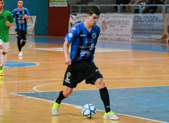 Futsal Bisceglie show a Giovinazzo: è 6-1!
