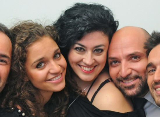 """""""Mezzotono"""" in concerto domenica 9 novembre per la rassegna """"Scena 84"""""""