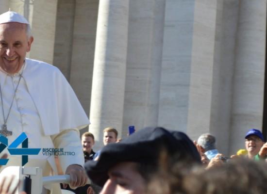 """La Cooperativa """"Uno Tra Noi"""" da Papa Francesco: «Anche lui è uno tra noi»"""