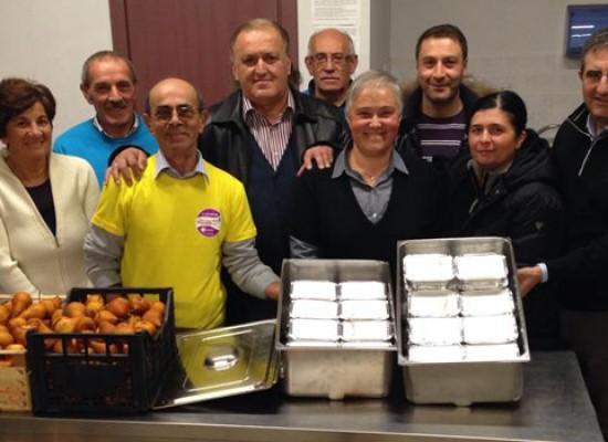 """Quinta candelina per il progetto """"RecuperiAMOci – Ridiamo vita al cibo"""""""