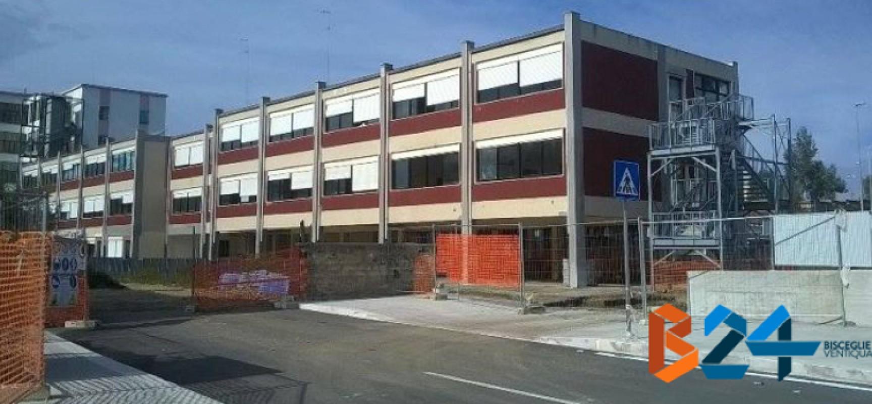 """Messa in sicurezza scuola """"Salnitro"""",  alunni della materna trasferiti nel centro storico"""