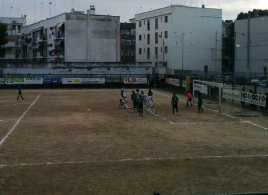 Unione Calcio beffata in casa dal Corato