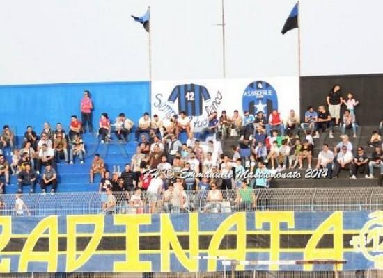 Bisceglie-Gelbison si gioca alle 15, donne gratis al Ventura