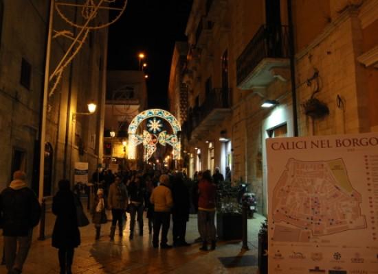 """""""Calici nel Borgo Antico"""", al via stasera la sesta edizione tra enogastronomia, cultura e molte novità"""