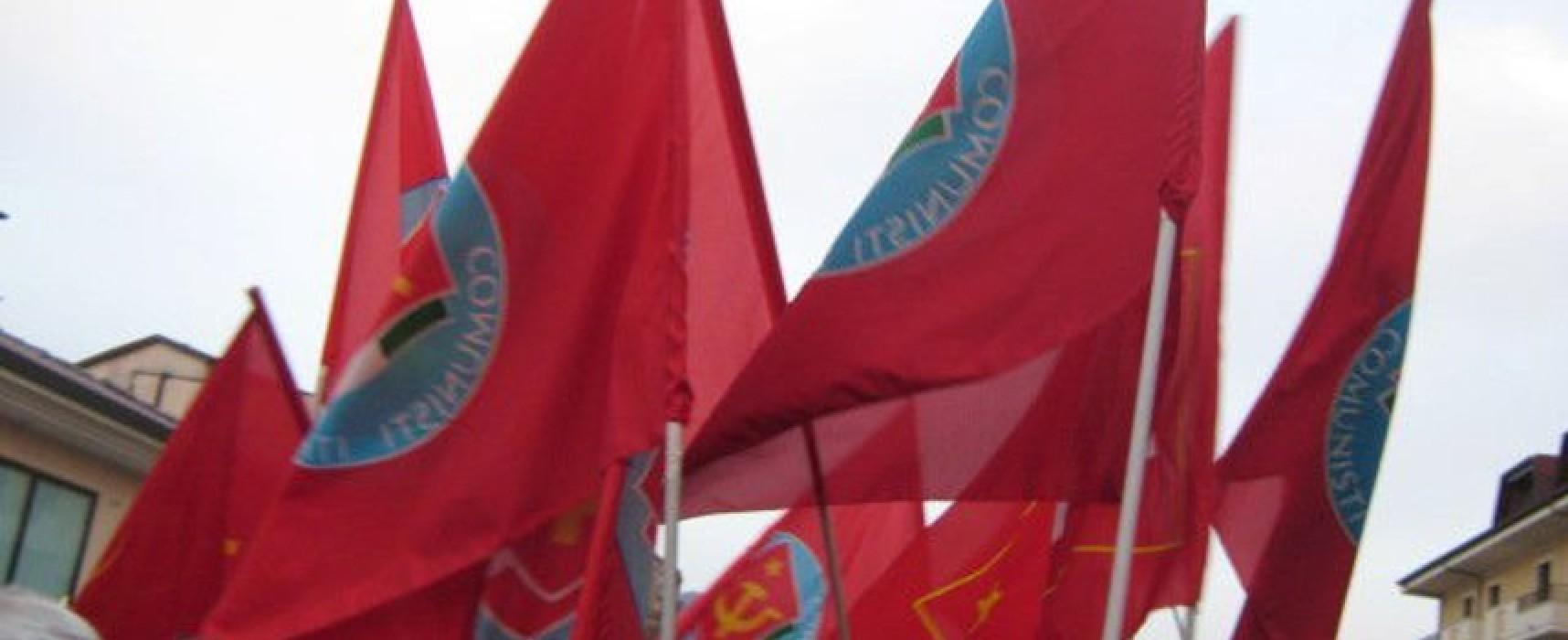 Il manifesto del PdCi per il 70° anniversario della Festa della Liberazione
