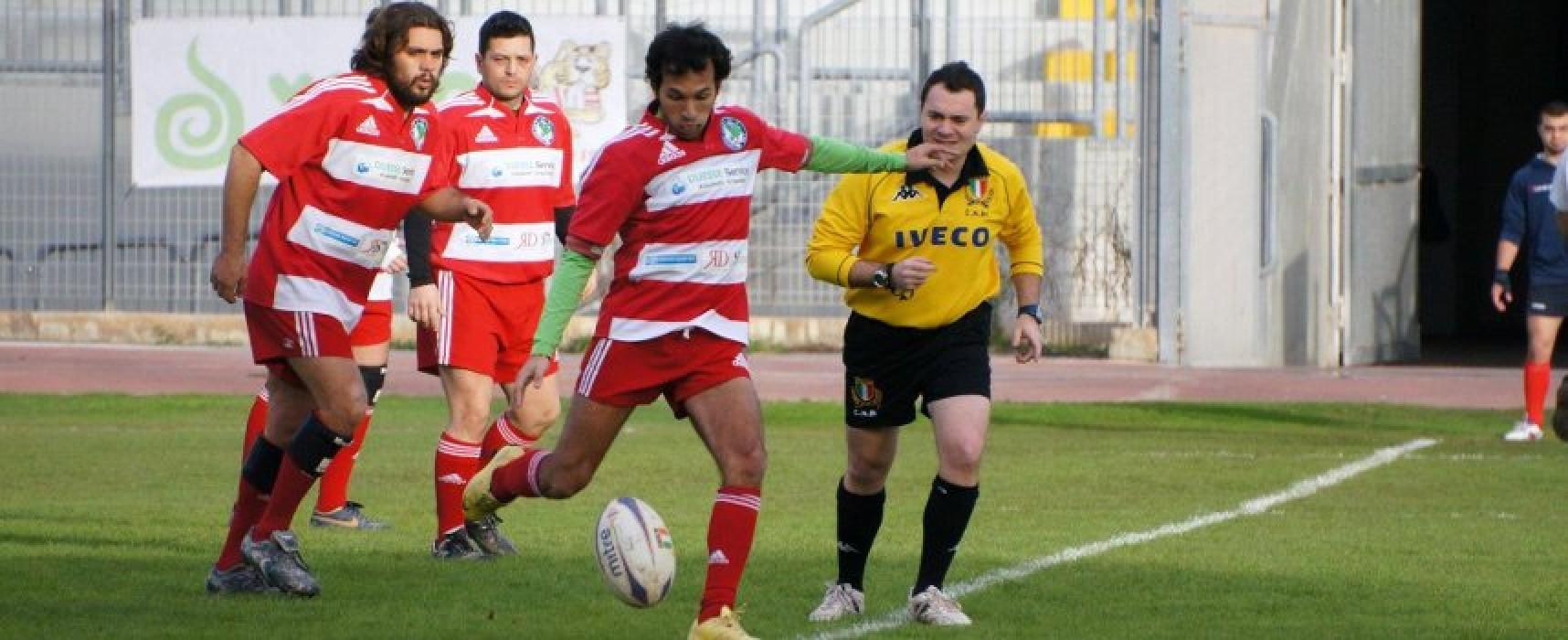 Rugby, Draghi Bat sconfitti in casa dall'Amatori Taranto