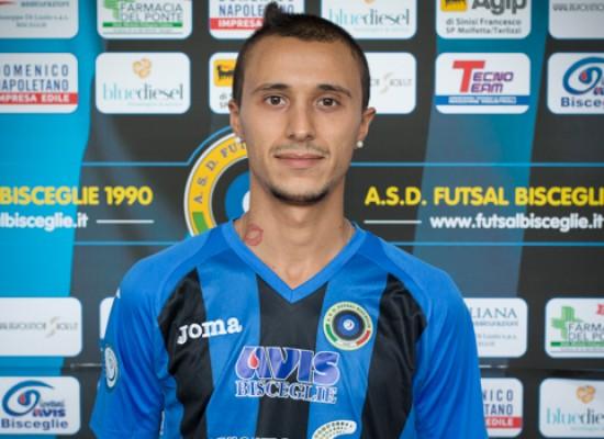 Futsal Bisceglie, Di Benedetto presenta la sfida al Manfredonia