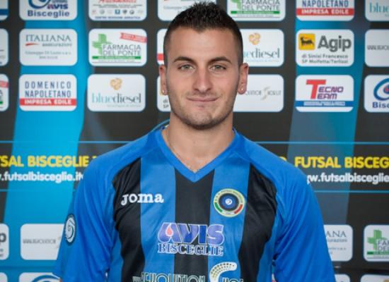 """Futsal Bisceglie, Pedone presenta la sfida all'Isernia: """"attenti alla loro esperienza"""""""