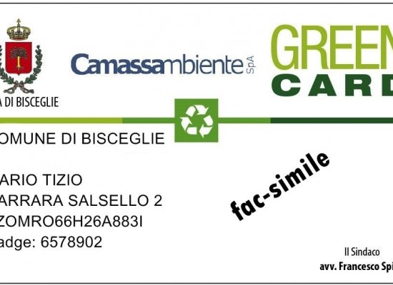 Green Card, in arrivo gli assegni per circa 1200 cittadini biscegliesi