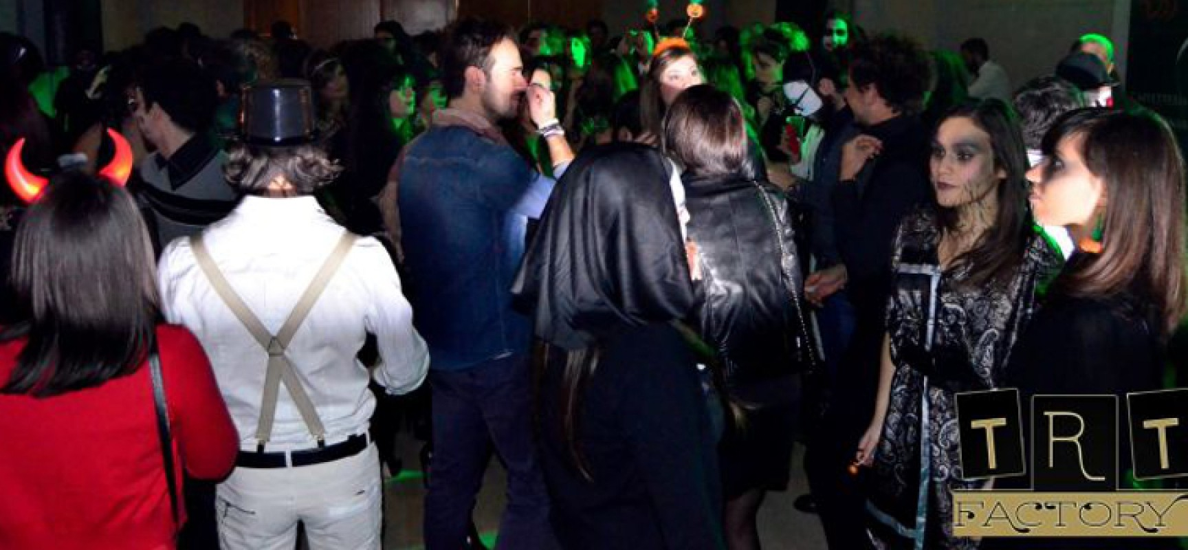 """Grande successo per il """"Trick or treat party"""" targato Rotaract Club / FOTO"""