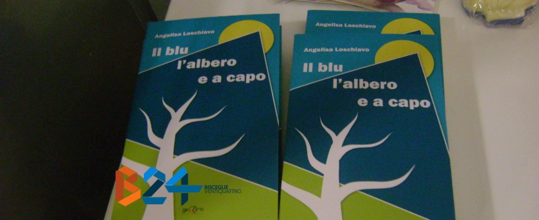 """""""Autumn in Blues"""": presentazione """"Il blu, l'albero e a capo"""" e degustazione di tisane / FOTO"""