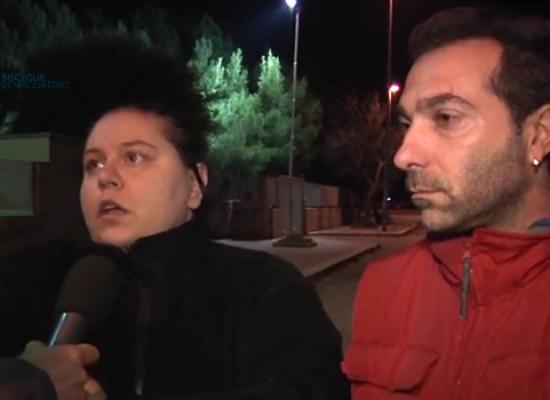 Emanuela e Giampiero, dopo la perdita del lavoro e lo sfratto, dormono in macchina / VIDEO