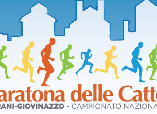 """""""PerCorrere la nostra Terra"""", la Maratona delle Cattedrali fa tappa anche a Bisceglie / ISCRIZIONI"""