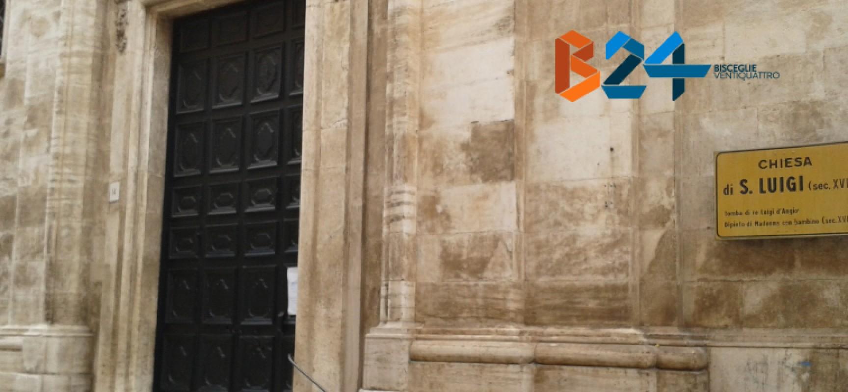 Visita guidata gratuita alla scoperta della storia del monastero di san Luigi