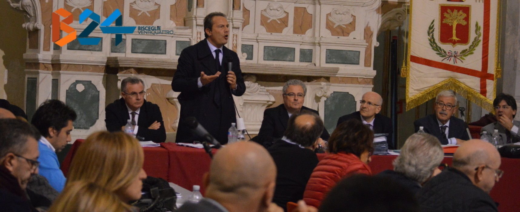 Consiglio comunale, i debiti fuori bilancio accendono la discussione