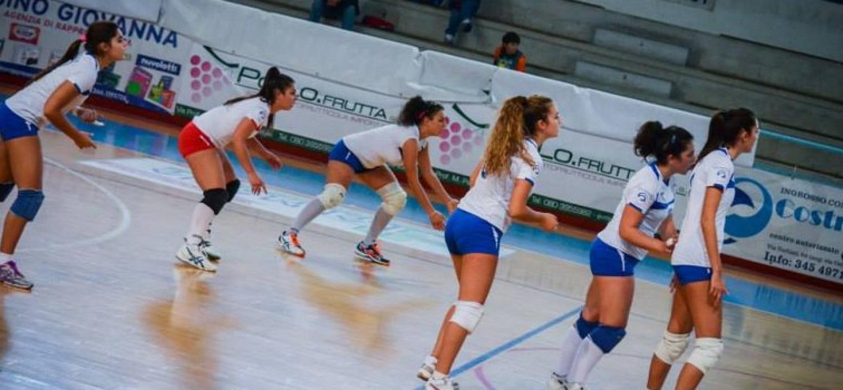 Volley: Sportilia ancora KO, sconfitta a Manfredonia per 3-0