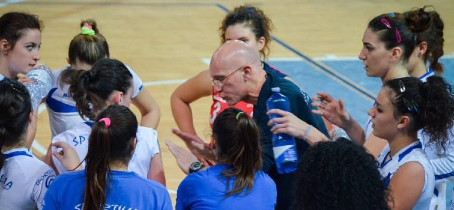 Sportilia Volley, il bilancio del Coach Nicola Nuzzi