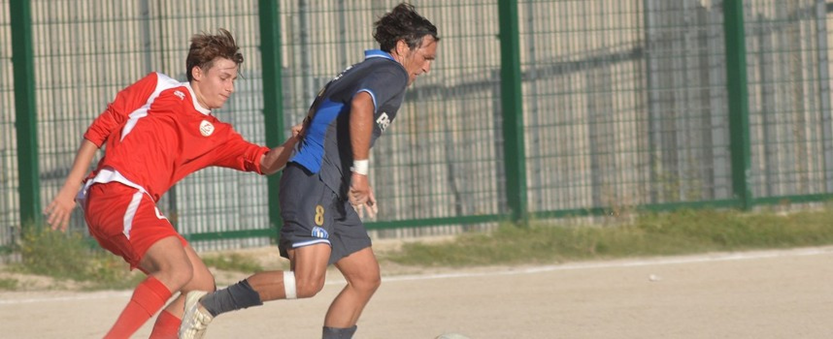L'Unione Calcio domani a Molfetta si gioca il passaggio in coppa