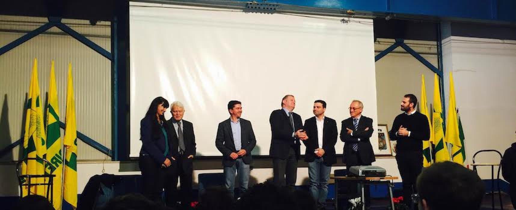Agricoltura e legalità: Gian Carlo Caselli incontra gli studenti biscegliesi