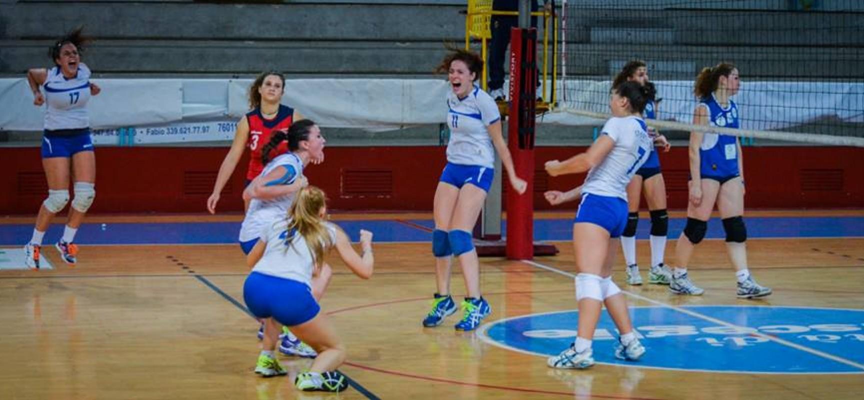 Volley: travolgente Sportilia, 3-1 al Primadonna